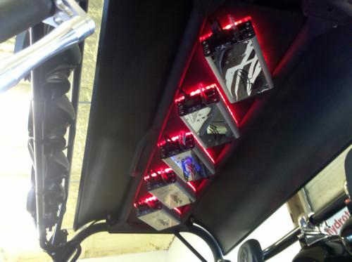 Yamaha Rhino Amps