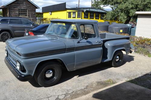 62 Chevy C10 330